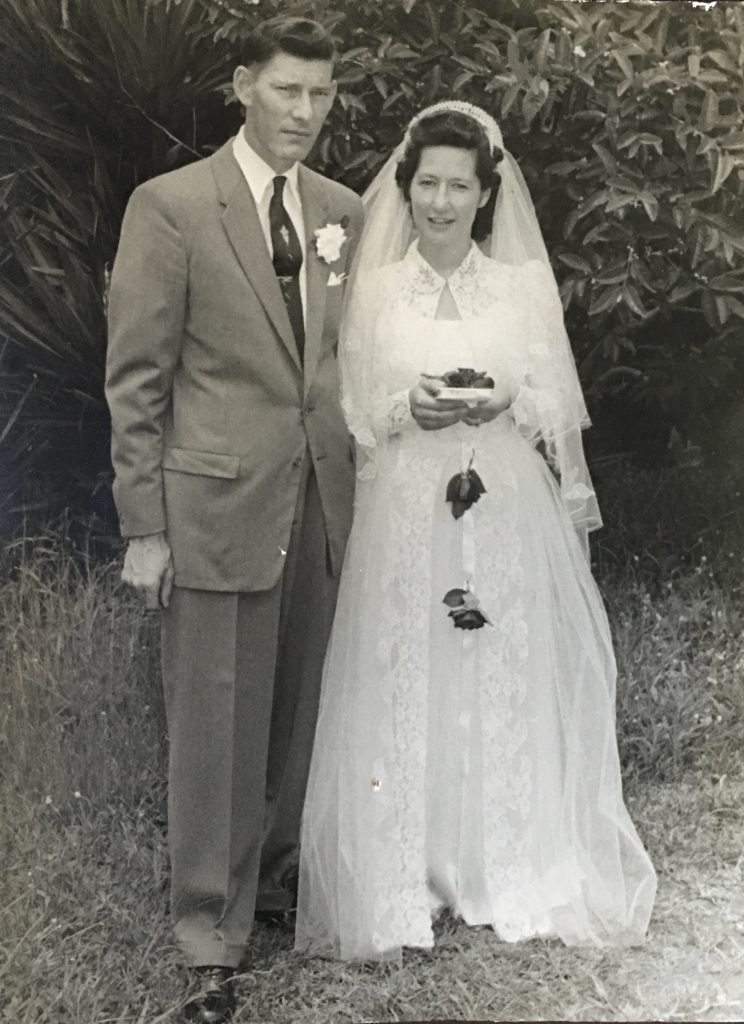 Arthur and Gladys Lagore (Dwight's mom and dad) who served as missionaries in South Africa for 38 years!