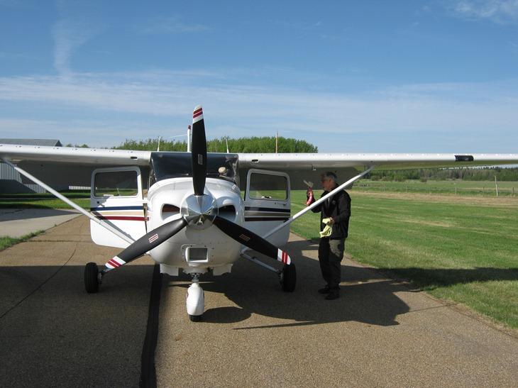 Bob's Plane