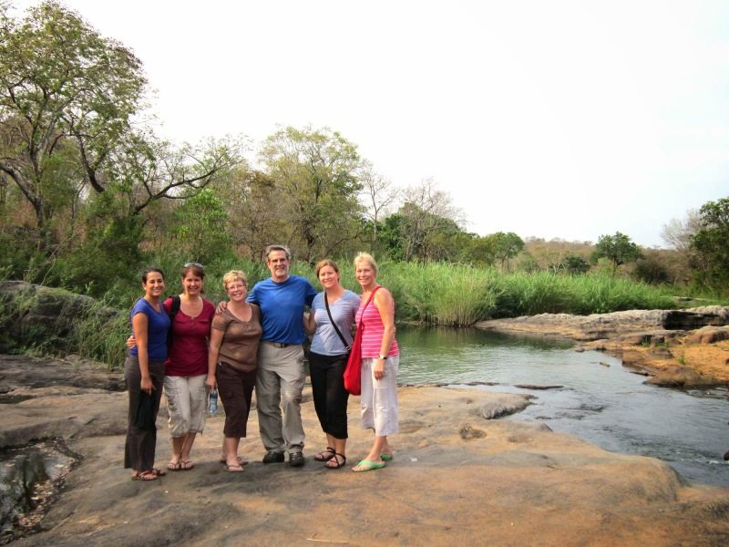 Lynn & medical team