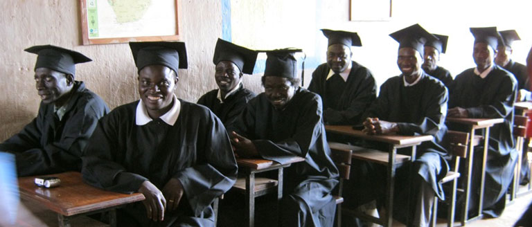 Mozambique Leadership Training