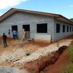 New multi-purpose bulding of Mount Horeb Training Centre at Cacador